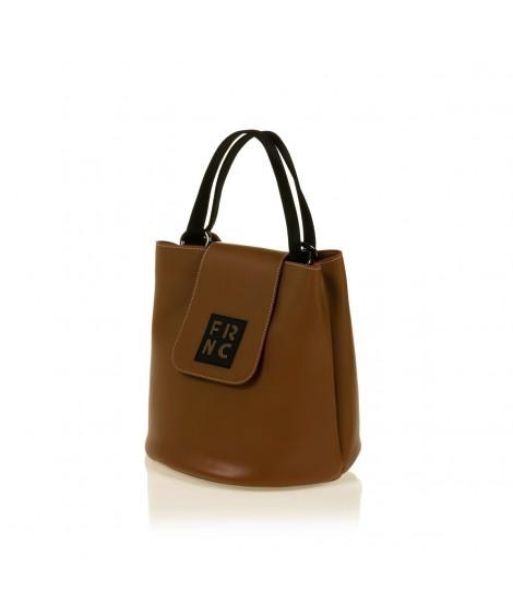 FRNC 1503 τσάντα χειρός - ώμου, ταμπά