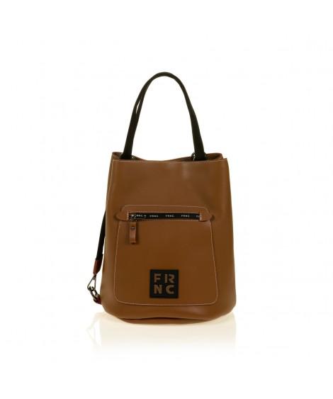 FRNC 1504 τσάντα χειρός - ώμου, ταμπά