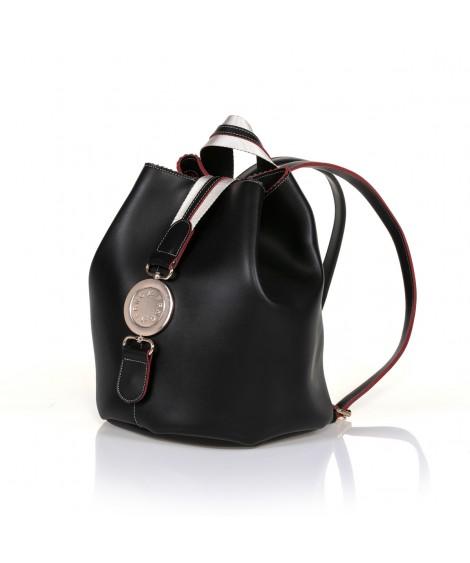 FRNC 562 backpack πουγκί, μαύρο