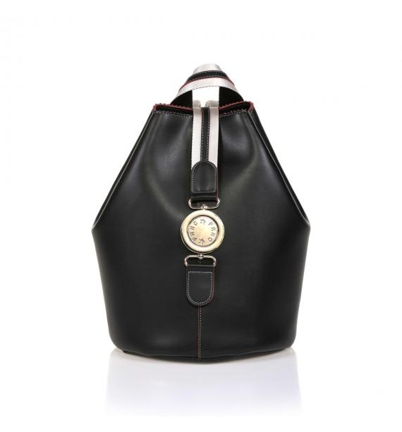 FRNC 563 backpack πουγκί, μαύρο