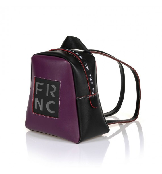 FRNC 1201 backpack βιόλα