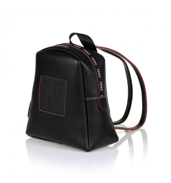 FRNC 1202 backpack μαύρο