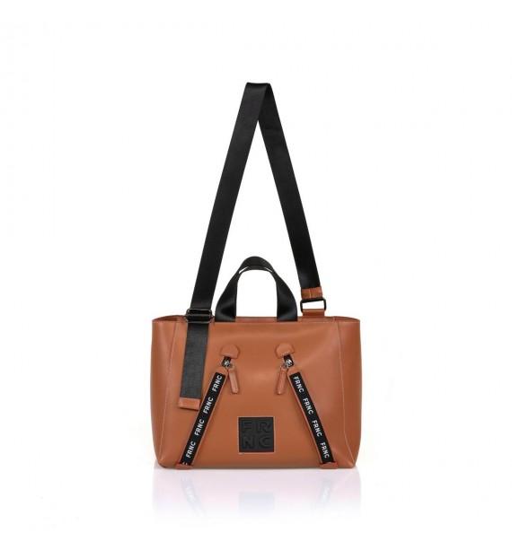 FRNC 1242 τσάντα χειρός κ ώμου ταμπά.