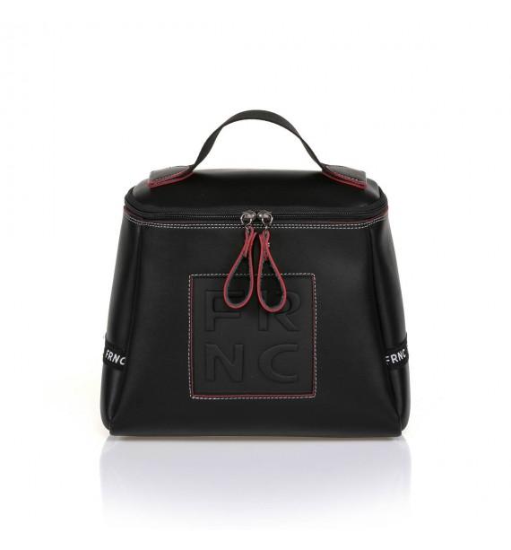 FRNC 1290 crossbody, ώμου, πλάτης, μαύρο