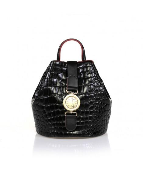 FRNC 1413 backpack πουγκί μαύρο
