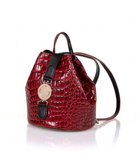 FRNC 1413 backpack πουγκί κόκκινο