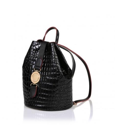 FRNC 1414 backpack πουγκί μαύρο