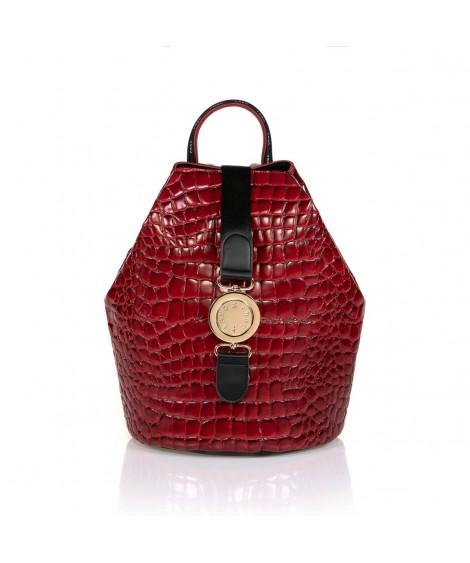 FRNC 1414 backpack πουγκί κόκκινο