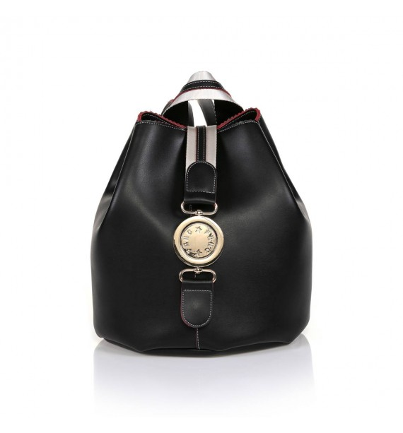 FRNC 562 backpack πουγκί μαύρο