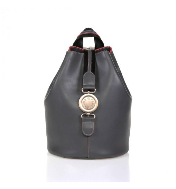 FRNC 563 backpack πουγκί γκρι